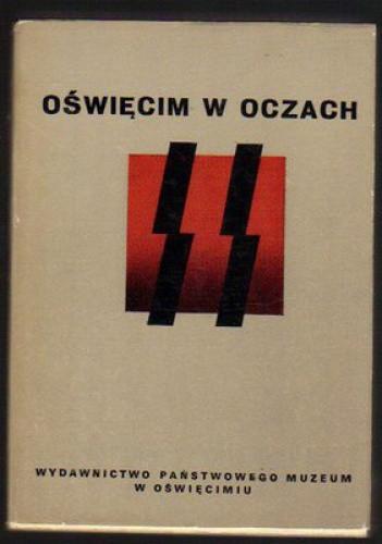 Okładka książki Oświęcim w oczach SS