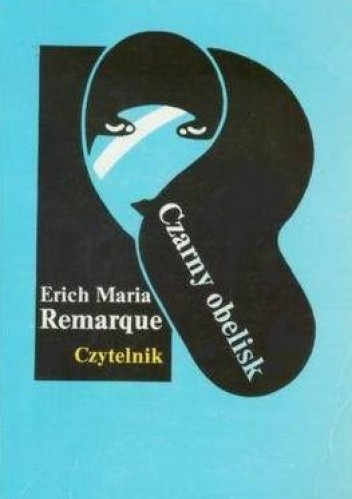 Okładka książki Czarny obelisk