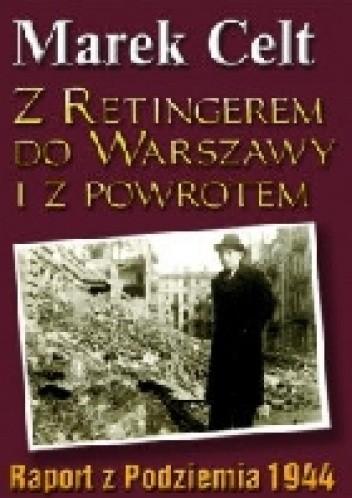 Okładka książki Z Retingerem do Warszawy i z powrotem