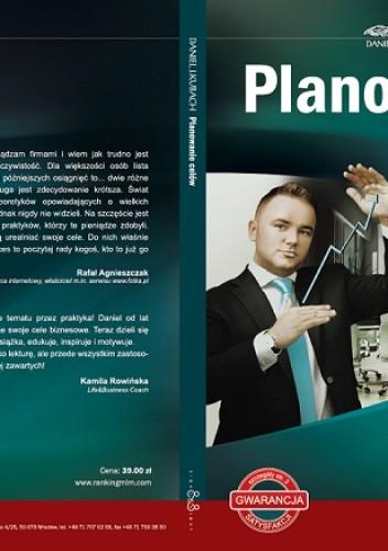 Okładka książki Planowanie celów