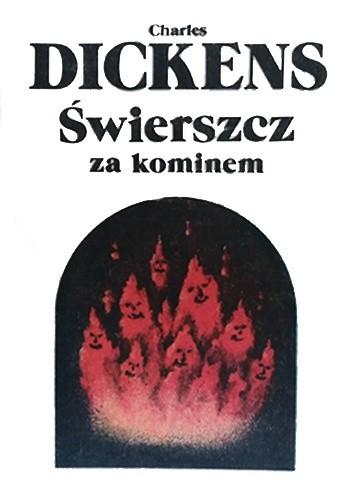 Okładka książki Świerszcz za kominem