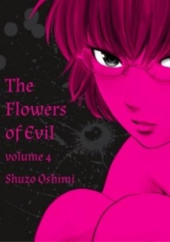 Okładka książki The Flowers of Evil, tom 4