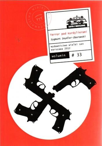Okładka książki Terror pod Kordylierami
