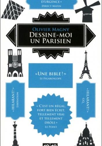 Okładka książki Dessine-moi un Parisien