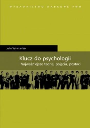Okładka książki Klucz do psychologii