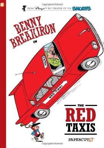 Okładka książki The Red Taxis
