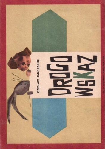 Okładka książki Drogowskaz