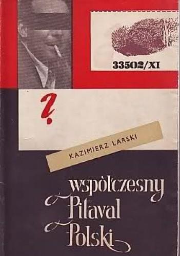 Okładka książki Współczesny pitaval polski