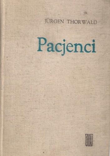 Okładka książki Pacjenci