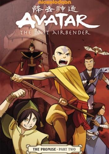 Okładka książki Avatar: The Last Airbender Volume 2—The Promise Part 2