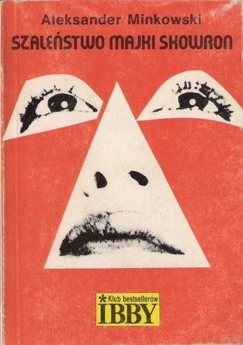 Okładka książki Szaleństwo Majki Skowron