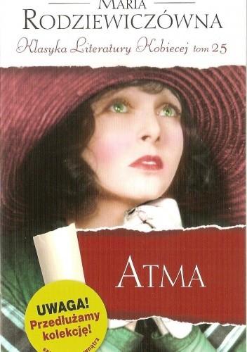 Okładka książki Atma