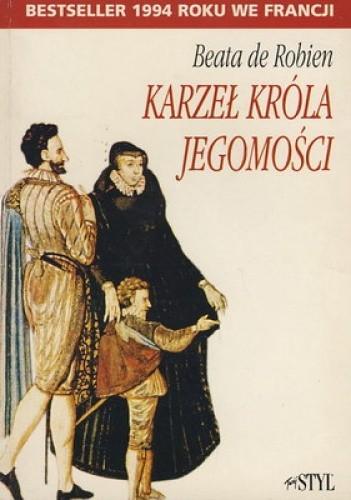 Okładka książki Karzeł króla Jegomości