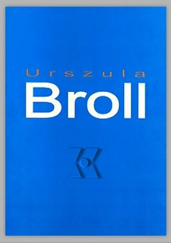 Okładka książki Urszula Broll
