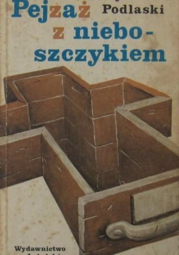 Okładka książki Pejzaż z nieboszczykiem