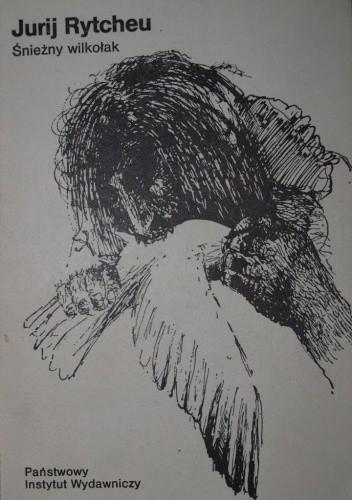 Okładka książki Śnieżny wilkołak