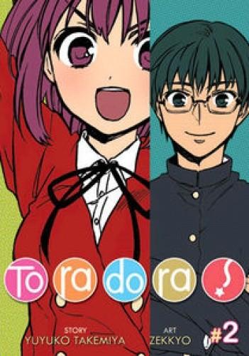 Okładka książki Toradora! #2