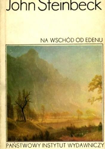 Okładka książki Na wschód od Edenu, tom I
