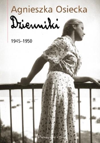 Okładka książki Dzienniki 1945–1950