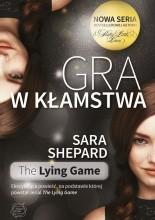 Okładka książki Gra w kłamstwa