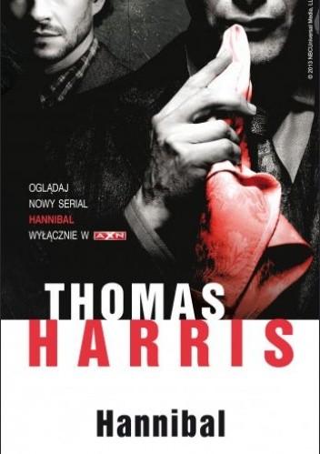 Okładka książki Hannibal