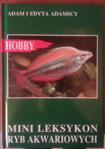 Okładka książki Mini leksykon ryb akwariowych