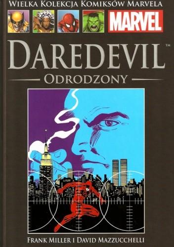 Okładka książki Daredevil: Odrodzony