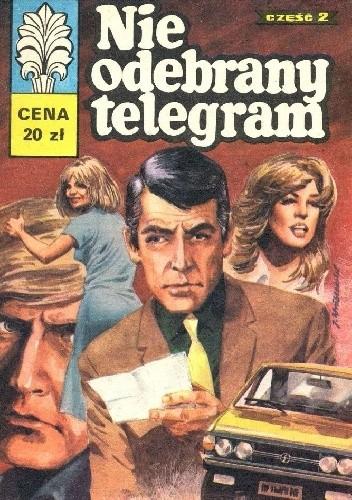 Okładka książki Nie odebrany telegram