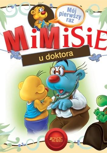 Okładka książki Mimisie u doktora