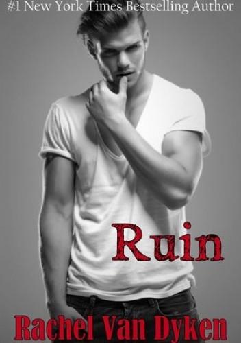 Okładka książki Ruin