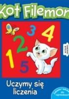 Kot Filemon. Uczymy się liczenia
