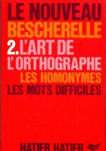 Okładka książki Le Nouveau Bescherelle 2