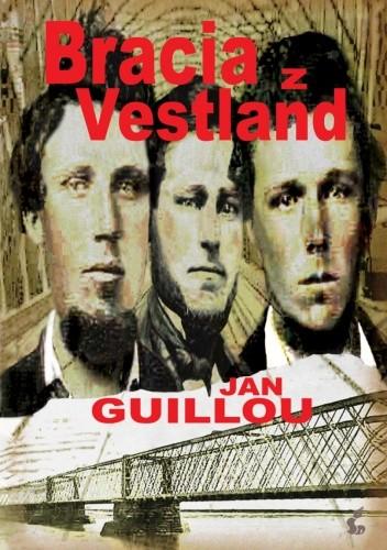 Okładka książki Bracia z Vestland