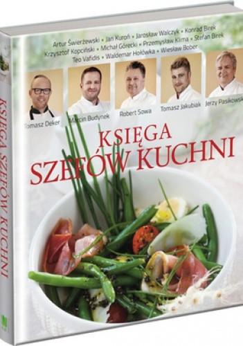 Okładka książki Księga Szefów Kuchni