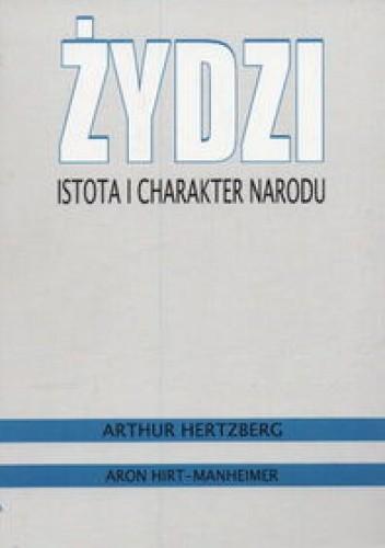Okładka książki Żydzi. Istota i charakter narodu