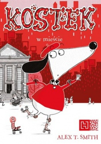 Okładka książki Kostek w mieście