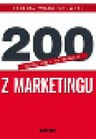 200 odpowiedzi na pytania z marketingu