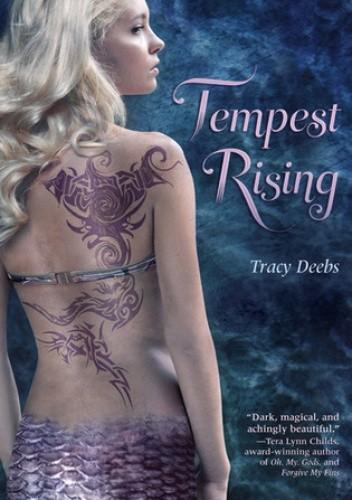 Okładka książki Tempest Rising