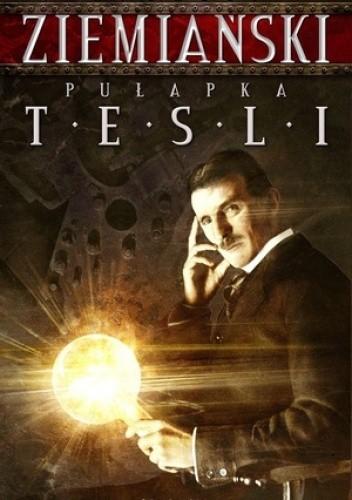 Okładka książki Pułapka Tesli