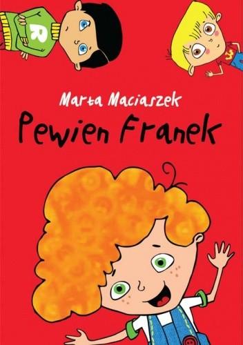 Okładka książki Pewien Franek