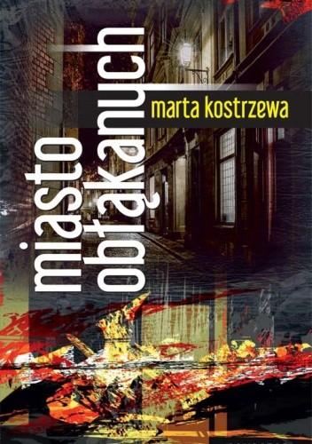 Okładka książki Miasto obłąkanych