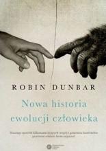 Okładka książki Nowa historia ewolucji człowieka