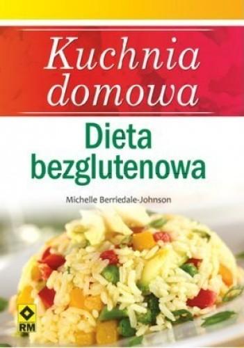 Okładka książki Kuchnia domowa. Dieta bezglutenowa