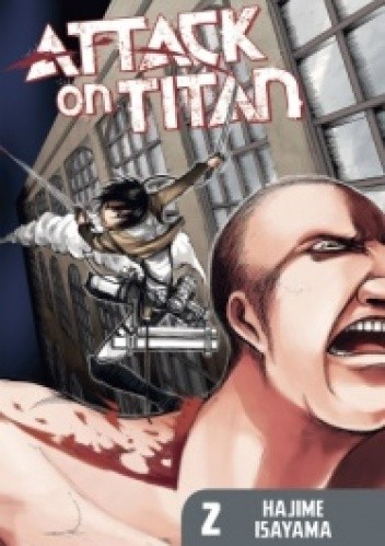 Okładka książki Attack on Titan #02