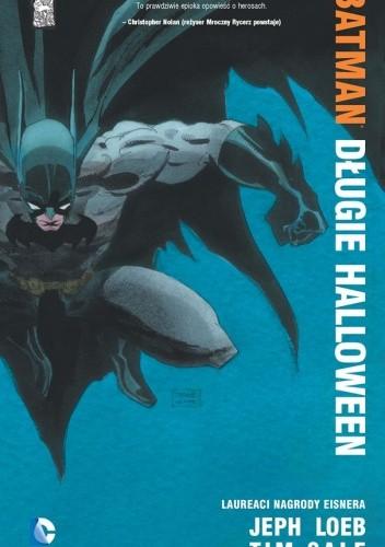 Okładka książki Batman: Długie Halloween