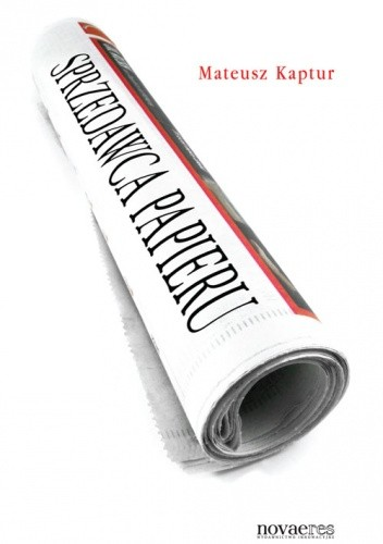 Okładka książki Sprzedawca papieru