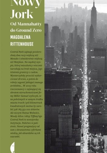 Okładka książki Nowy Jork: Od Mannahatty do Ground Zero