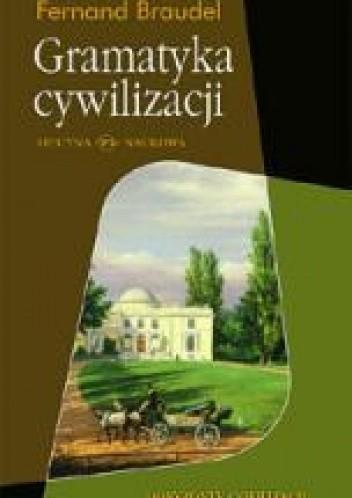 Okładka książki Gramatyka cywilizacji