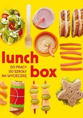 Okładka książki Pomysły na lunch box. Do pracy. Do szkoły. Na wycieczkę