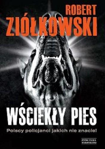 Okładka książki Wściekły pies